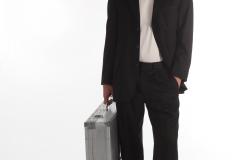 Portrait mit VL-Koffer