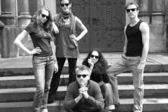 FIVE / Projekt mit Tänzern